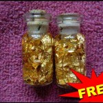 Win Free 24K Vial of Gold