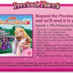 Free Precious Places DVD