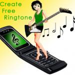 Create Ringtone Free