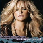 Free Download What Are You Gonna Do MP3 by Miranda Lambert