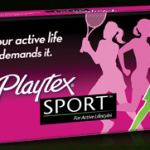 Playtex Sport Tampon Sample