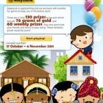 Maybank Deepavali Contest