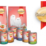 SmartHeart Cat Food Samples
