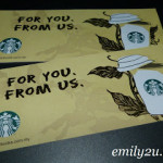 Win A Starbucks Voucher