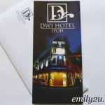 Win 2D/1N Deluxe Suite Stay @ DWJ Hotel Ipoh