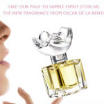 Free Sample: Oscar de la Renta Esprit D'Oscar Fragrance